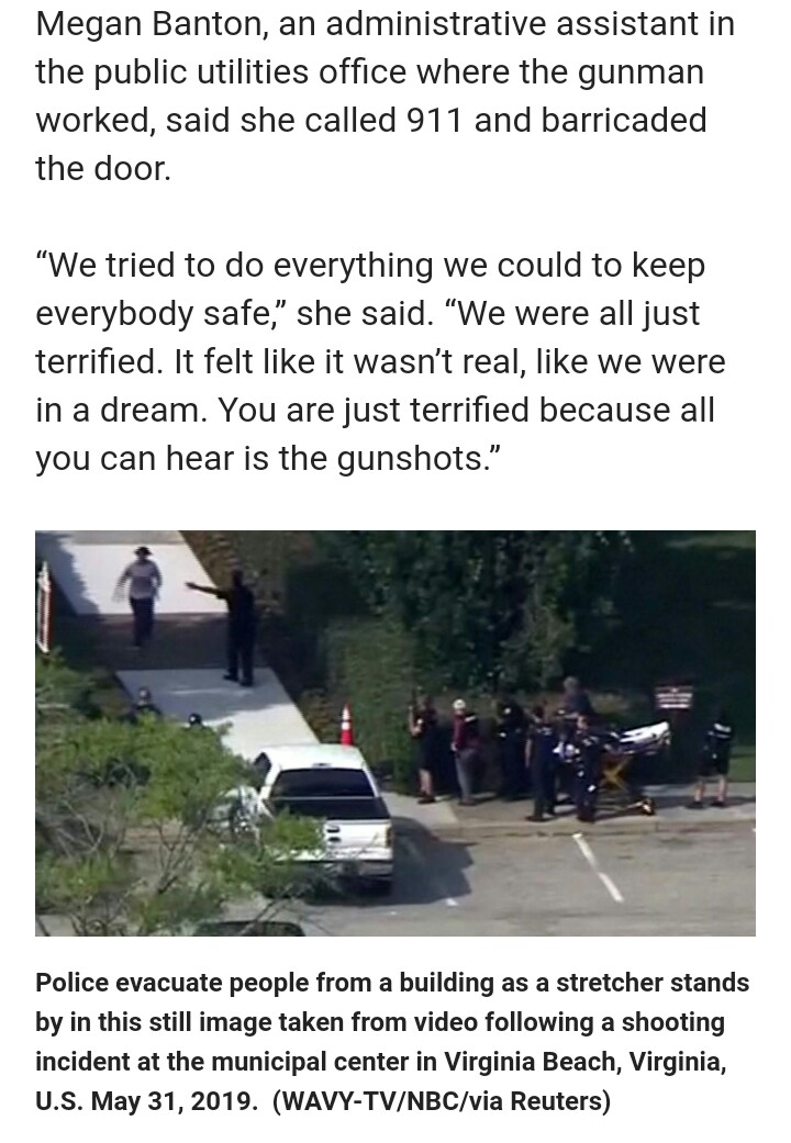 Va Beach Shooting Fox News Story